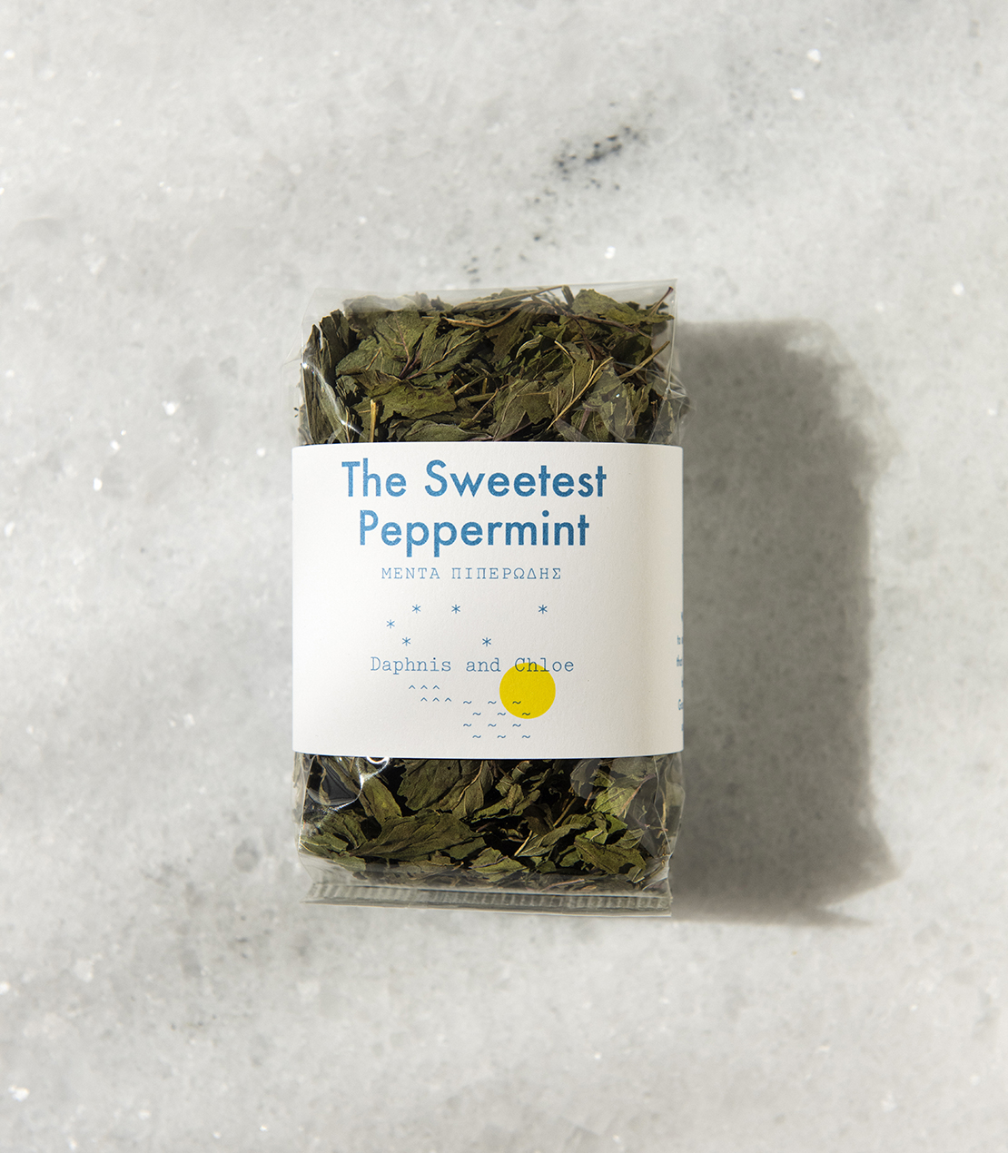 organic pepperrmint tea daphnis and chloe herbs and spices