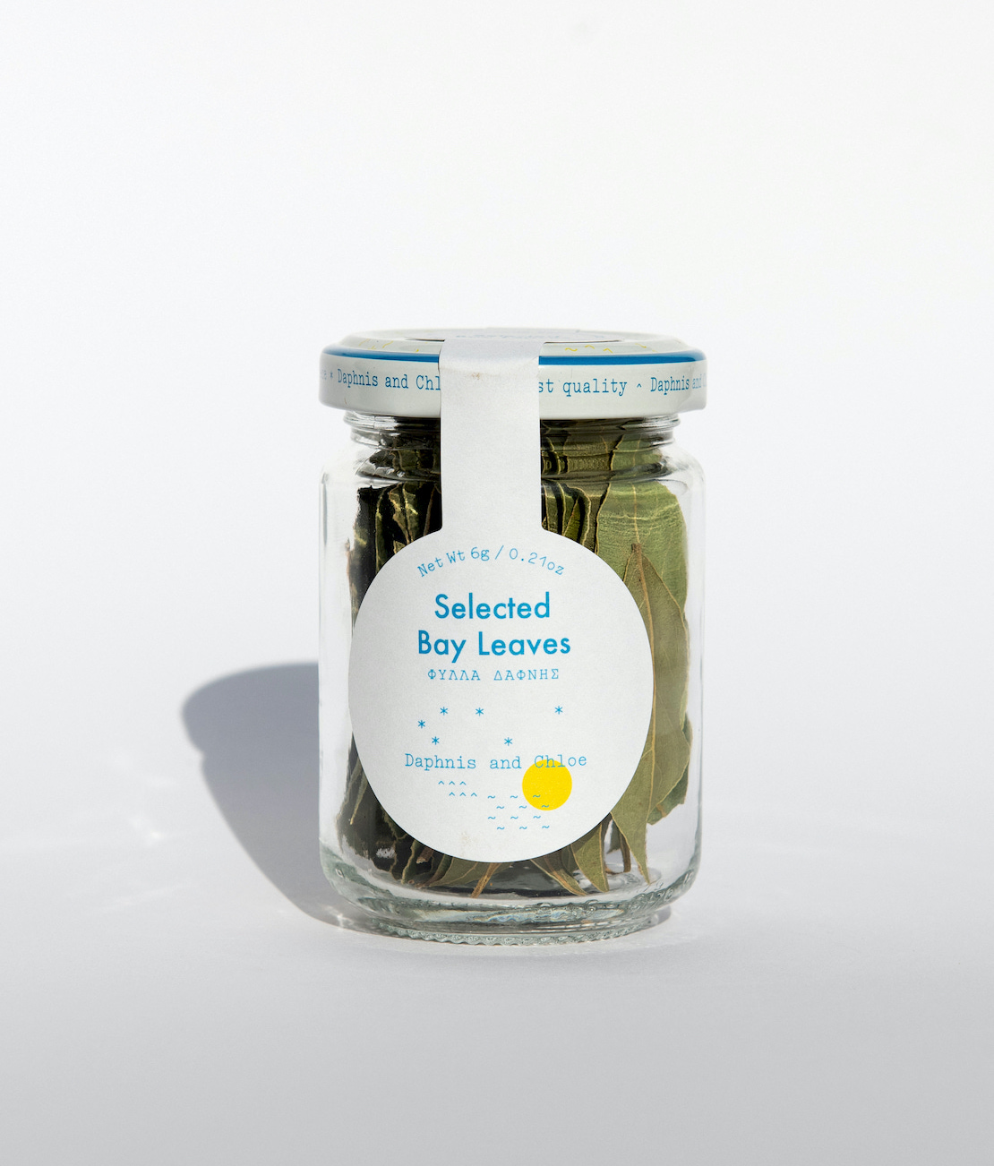 organic bay leaves from greece by daphnis and chloe
