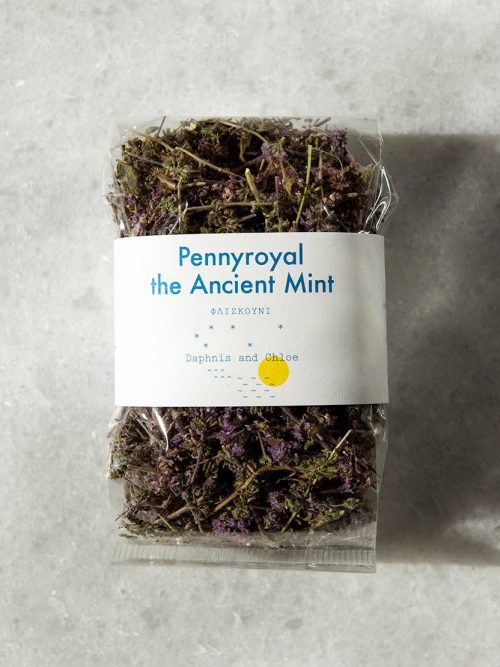 pennyroyal mint sachet