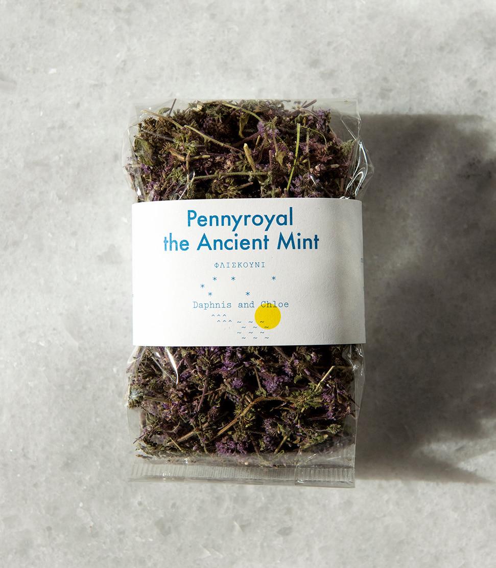 pennyroyal mint sachet